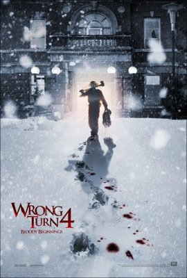 Wrong Turn 4 movie poster (2011) poster MOV_fc38415c