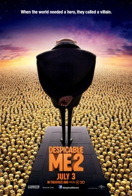 Despicable Me 2 movie poster (2013) poster MOV_fc43a590