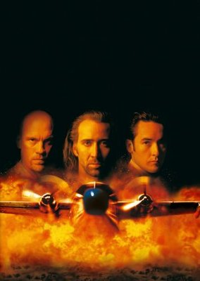 Con Air movie poster (1997) poster MOV_fc4c19ec