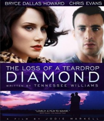 The Loss of a Teardrop Diamond movie poster (2008) poster MOV_fc4d6c87