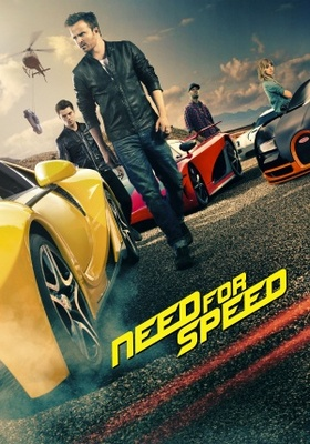 Need for Speed movie poster (2014) poster MOV_fc52b79b