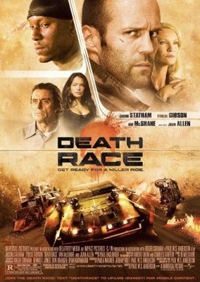 Death Race movie poster (2008) poster MOV_fc56166e