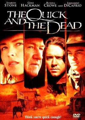 The Quick and the Dead movie poster (1995) poster MOV_fc5ff5a7