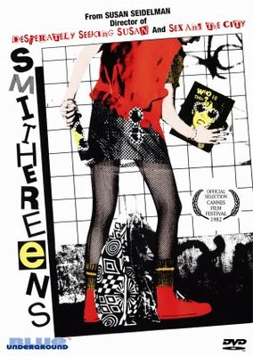 Smithereens movie poster (1982) poster MOV_fc600e3f