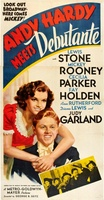 Andy Hardy Meets Debutante movie poster (1940) picture MOV_fc63e3c8
