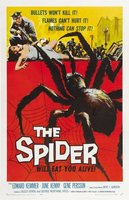 Earth vs. the Spider movie poster (1958) picture MOV_fc648ce5