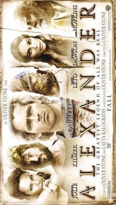 Alexander movie poster (2004) poster MOV_fc674840
