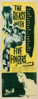 The Beast with Five Fingers movie poster (1946) picture MOV_fc67c0d8