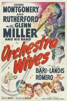 Orchestra Wives movie poster (1942) picture MOV_fc6d37a0