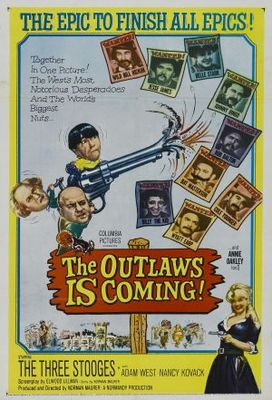 The Outlaws Is Coming movie poster (1965) poster MOV_fc707374