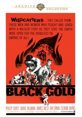 Black Gold movie poster (1962) poster MOV_fc7323e0