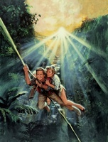 Romancing the Stone movie poster (1984) picture MOV_6e045c95
