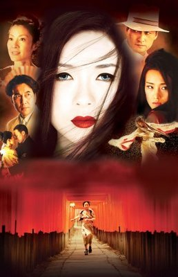 Memoirs of a Geisha movie poster (2005) poster MOV_fc786ca6