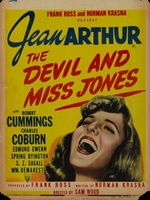The Devil and Miss Jones movie poster (1941) picture MOV_fc7b6b52