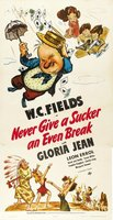 Never Give a Sucker an Even Break movie poster (1941) picture MOV_fc7bc8f4