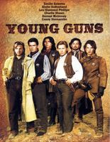 Young Guns movie poster (1988) picture MOV_fc80c862