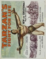 Tarzan's Fight for Life movie poster (1958) picture MOV_fc81f9bb
