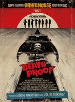 Death Proof movie poster (2007) picture MOV_fc8bf90a
