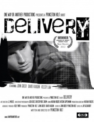 Delivery movie poster (2011) poster MOV_fc8c906d