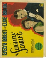 Slightly Scarlet movie poster (1930) picture MOV_fc8cdb6b
