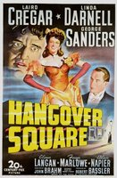 Hangover Square movie poster (1945) picture MOV_fc8d8440