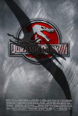 Jurassic Park III movie poster (2001) poster MOV_fc8dba4b