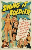 Swing It Soldier movie poster (1941) picture MOV_fc8ee64f