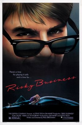 Risky Business movie poster (1983) poster MOV_fc92899a