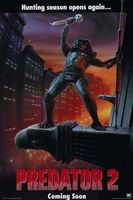 Predator 2 movie poster (1990) picture MOV_fc953aef