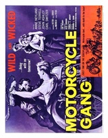 Motorcycle Gang movie poster (1957) picture MOV_fc96eaa2