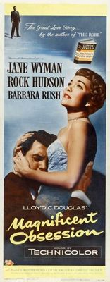 Magnificent Obsession movie poster (1954) poster MOV_fc9f824d