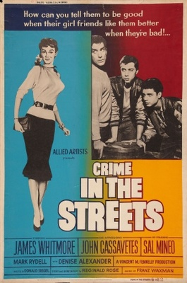 Crime in the Streets movie poster (1956) poster MOV_fc9fdc0e