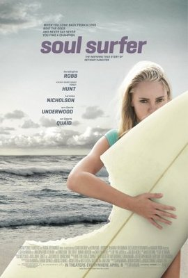 Soul Surfer movie poster (2011) poster MOV_fca9460a