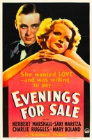 Evenings for Sale movie poster (1932) picture MOV_fcac5094