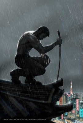 The Wolverine movie poster (2013) poster MOV_fcaf824e