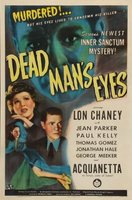 Dead Man's Eyes movie poster (1944) picture MOV_fcaf835d
