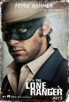 The Lone Ranger movie poster (2013) picture MOV_fcb20e81