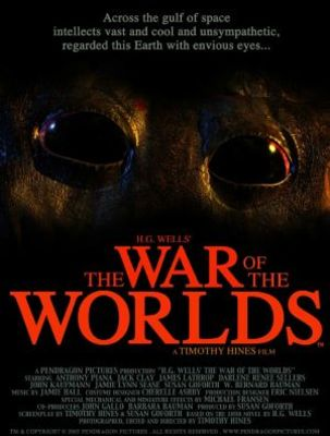 The War Of The Worlds movie poster (2005) poster MOV_fcb8c664