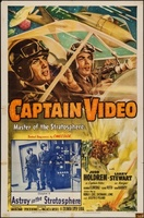 Captain Video, Master of the Stratosphere movie poster (1951) picture MOV_fcb9b306
