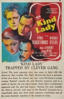 Kind Lady movie poster (1951) picture MOV_fcbb3333