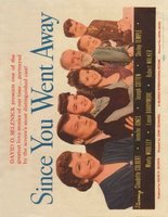 Since You Went Away movie poster (1944) picture MOV_501508e7