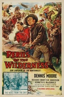 Perils of the Wilderness movie poster (1956) picture MOV_fcc17b91