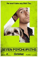 Seven Psychopaths movie poster (2012) picture MOV_fcc89cfe