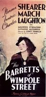 The Barretts of Wimpole Street movie poster (1934) picture MOV_fcd285cc