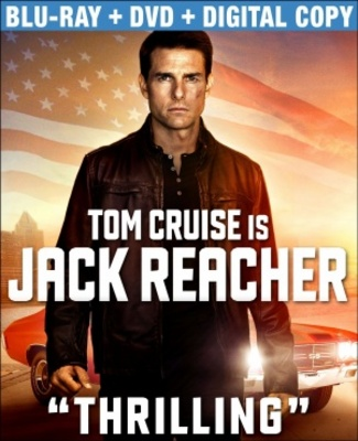 Jack Reacher movie poster (2012) poster MOV_fce1a51d