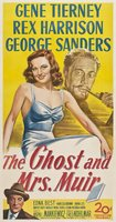 The Ghost and Mrs. Muir movie poster (1947) picture MOV_fce8a863