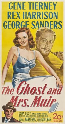 The Ghost and Mrs. Muir movie poster (1947) poster MOV_fce8a863