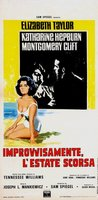 Suddenly, Last Summer movie poster (1959) picture MOV_fcea40fd