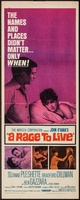 A Rage to Live movie poster (1965) picture MOV_78cad261