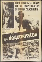 The Degenerates movie poster (1967) picture MOV_fcf4b6fd